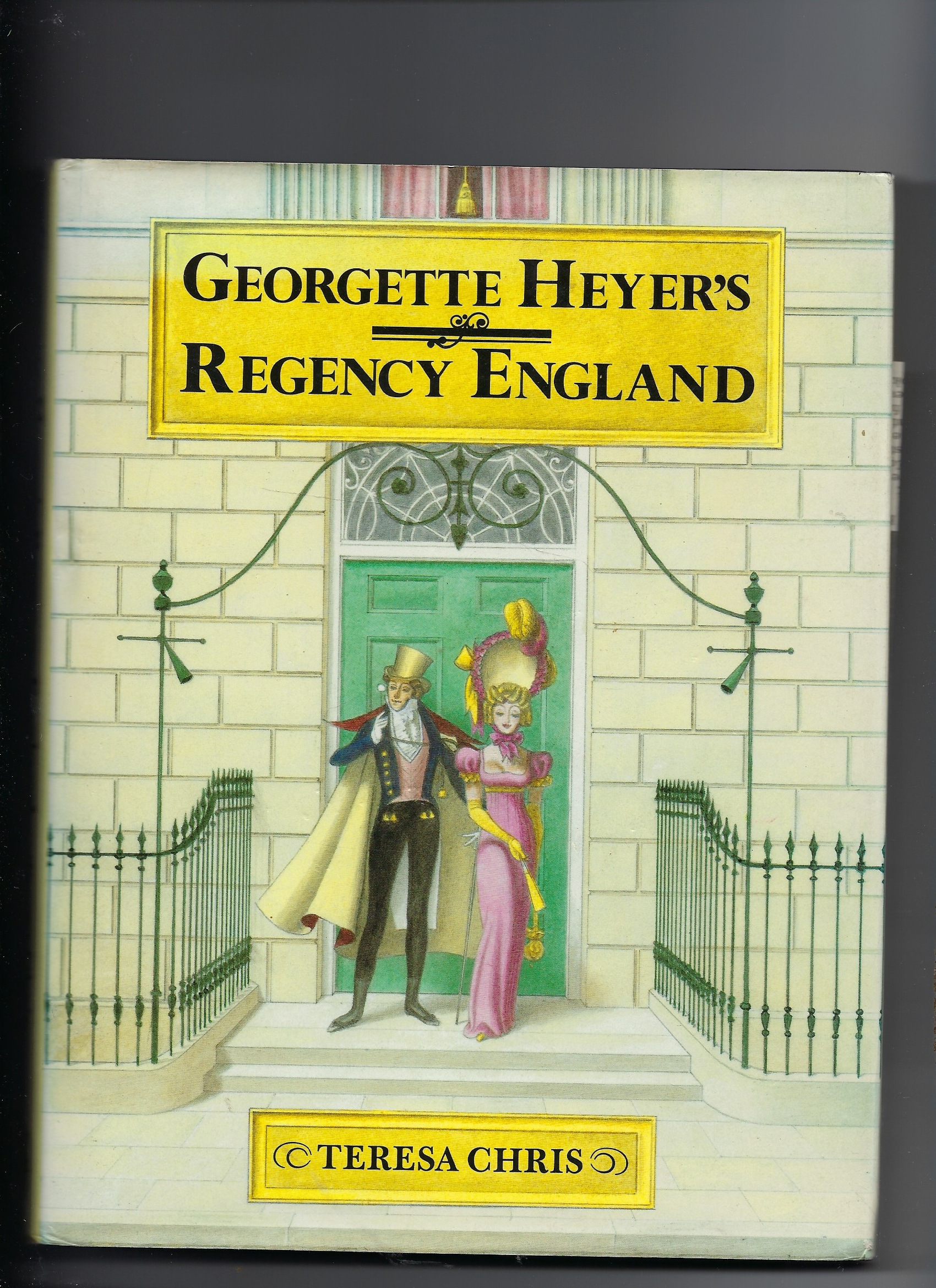Image for Georgette Heyer's Regency England