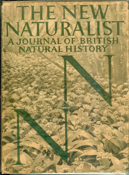 Image for The New Naturalist: a Journal of British Natural History