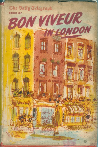 Image for The Daily Telegraph Book of Bon Viveur in London