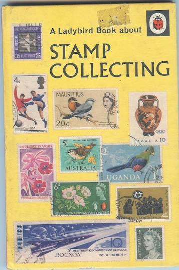 Image for A Ladybird Book about Stamp Collecting
