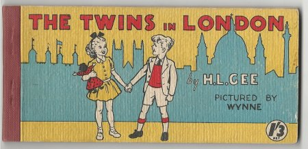 Image for The Twins in London