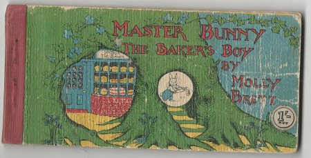 Image for Master Bunny the Bakers Boy