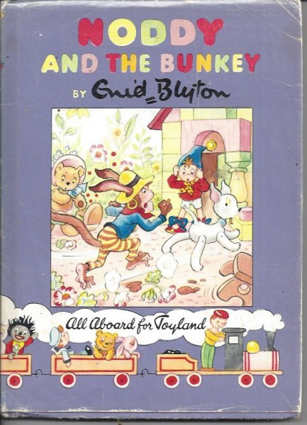 Image for Noddy and the Bunkey - Noddy Book No. 19
