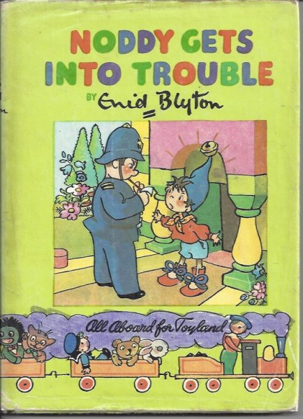 Image for Noddy Gets Into Trouble