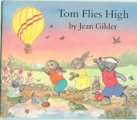 Image for Tom Flies High