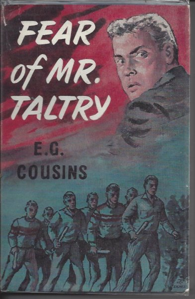 Image for Fear of Mr Taltry