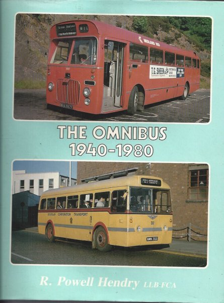 Image for The Omnibus 1940 - 1980