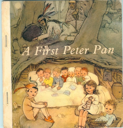Image for A First Peter Pan