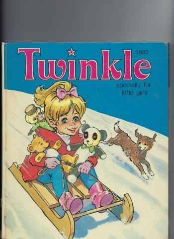 Image for Twinkle Annual 1980