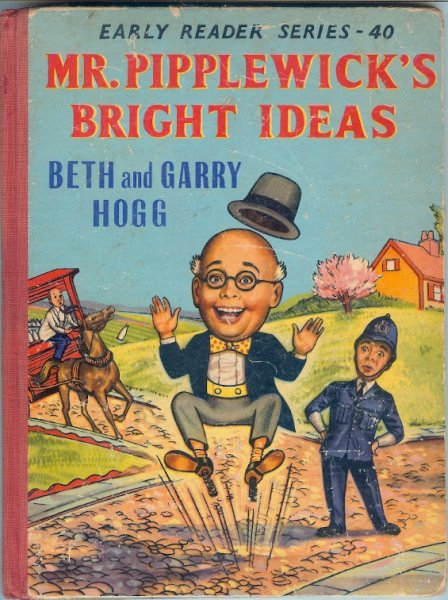 Image for Early Readers Series - 40: Mr. Pipplewick's Bright Idea
