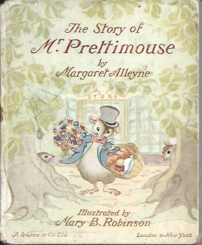 Image for The Story of Mr Prettimouse
