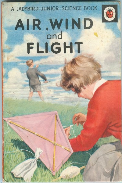 Image for Air, Wind and Flight Ladybird Junior Science Book
