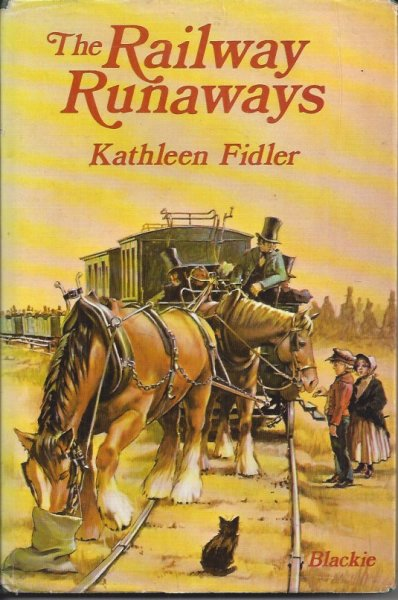 Image for The Railway Runaways