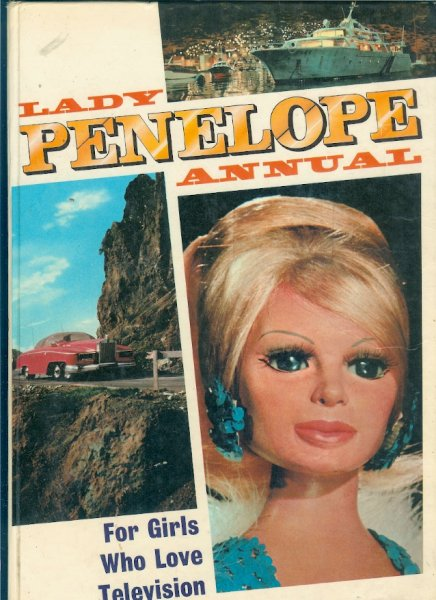 Image for Lady Penelope Annual