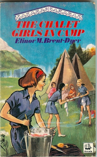 Image for The Chalet Girls in Camp