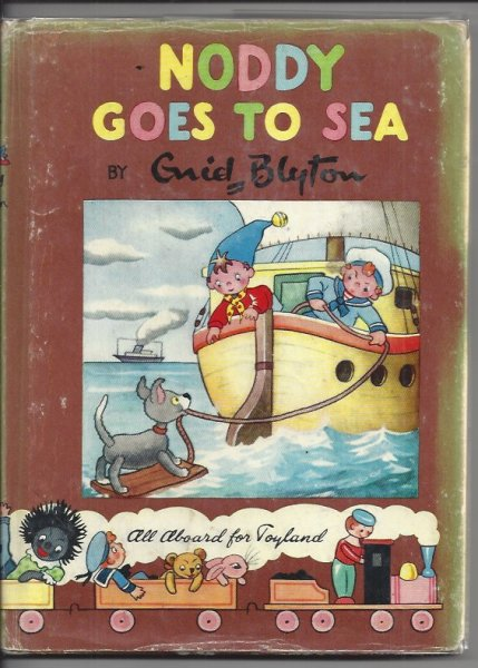 Image for Noddy Goes to Sea (No. 18)
