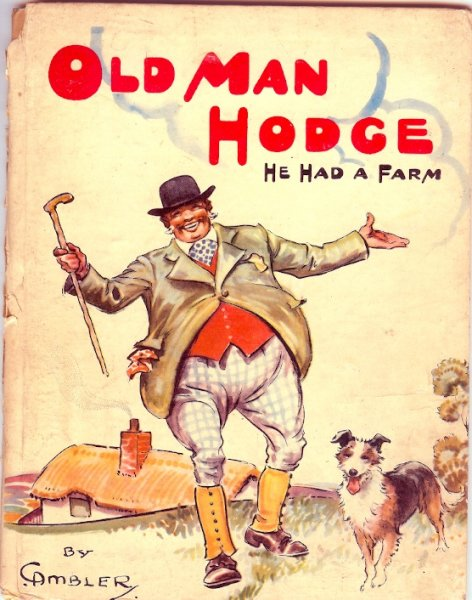 Image for Old Man Hodge He Had a Farm