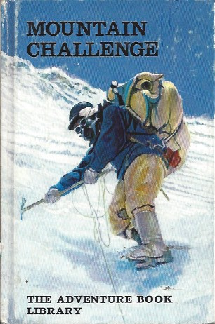Image for Mountain Challenge - the Adventure Book Library