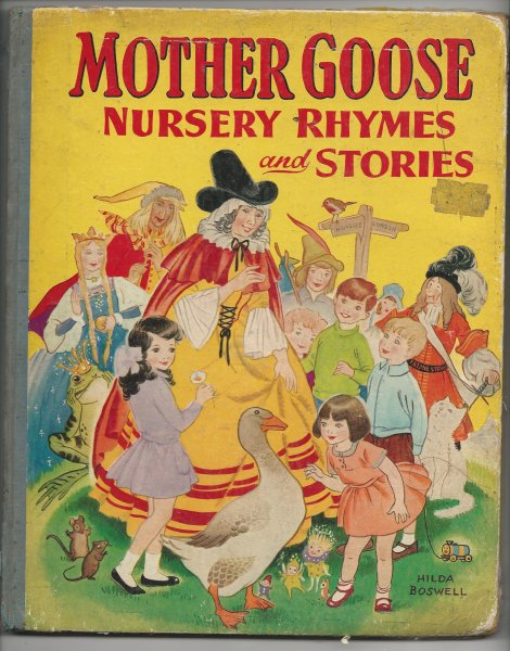 Image for Mother Goose Nursery Rhymes and Stories