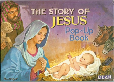 Image for The Story of Jesus Pop-Up Book