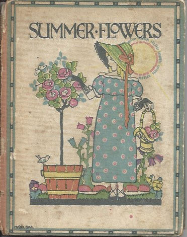 Image for Summer Flowers a Flower Book for Little Folks