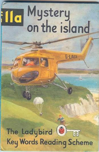 Image for Mystery on the Island - Ladybird Key Words 11a