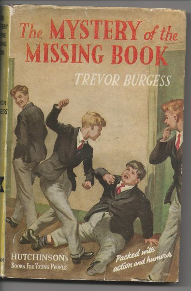 Image for The Mystery of the Missing Book.