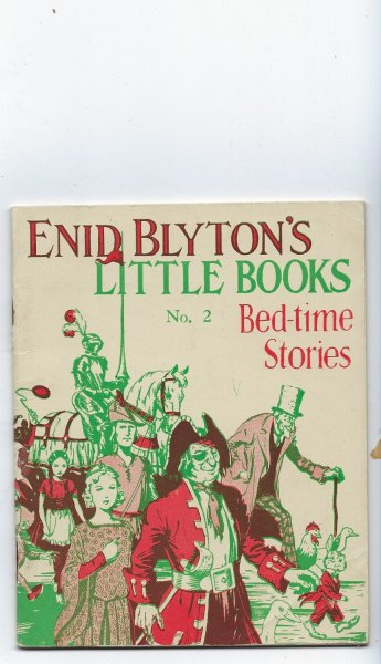 Image for Enid Blyton's Little Books No.2. Bed-Time Stories