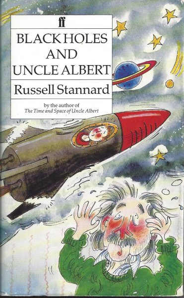 Image for Black Holes and Uncle Albert