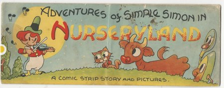 Image for Adventures of Simple Simon in Nurseryland