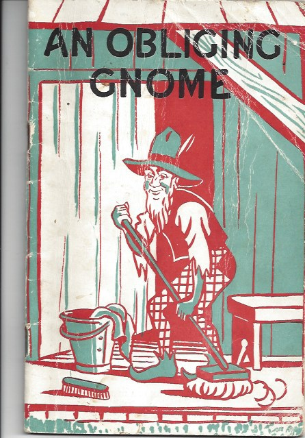 Image for An Obliging Gnome, and Other Stories.