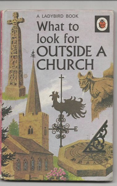 Image for What to Look for Outside a Church