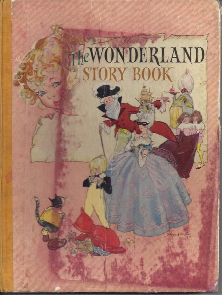 Image for The Wonderland Story Book With 2 Colour Plates and over 60 Illustrations