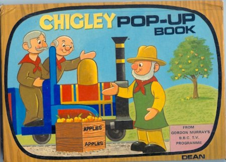 Image for Chigley Pop-Up Book