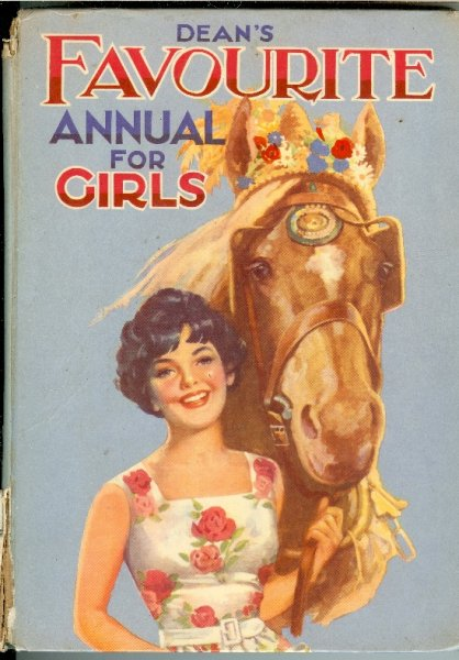 Image for Dean's Favourite Annual for Girls