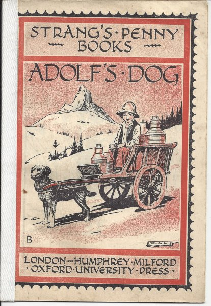 Image for Strang's Penny Books - Adolf's Dog