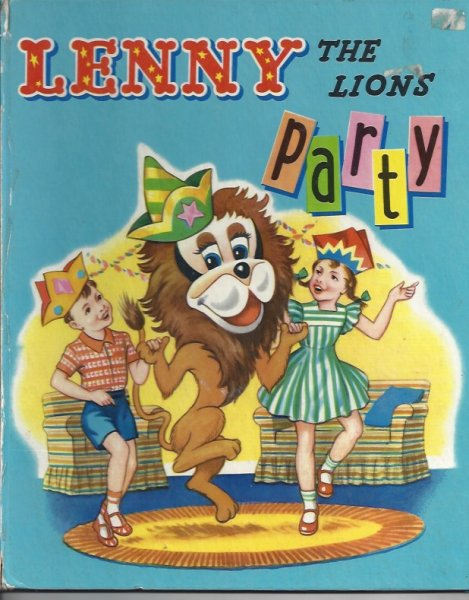 Lenny the Lion's Party