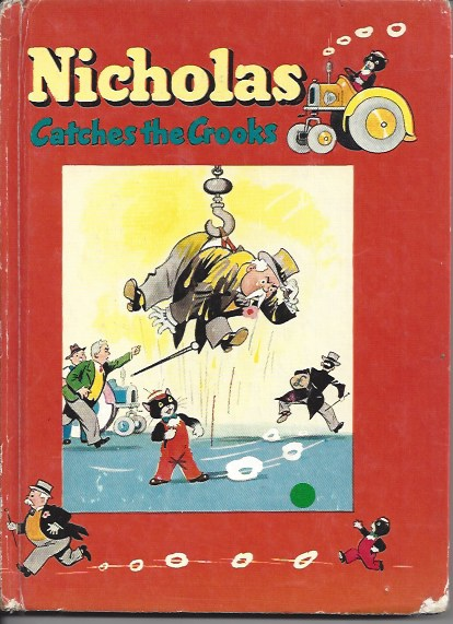 Image for Nicholas Catches the Crooks