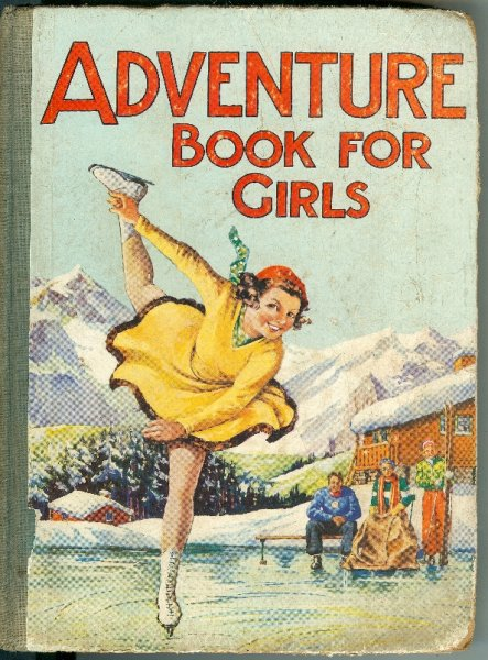 Image for Adventure Book for Girls