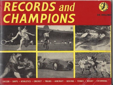 Image for Records and Champions An Eagle Book
