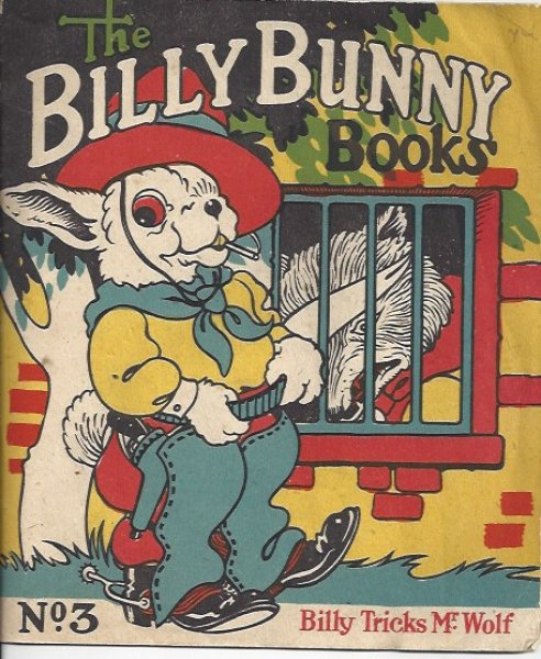 Image for Billy Bunny Books No. 3 Billy Tricks Mr Wolf