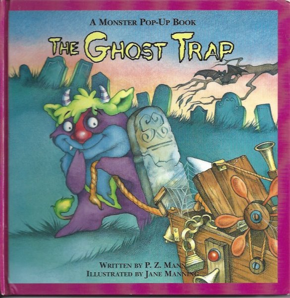 Image for The Ghost Trap