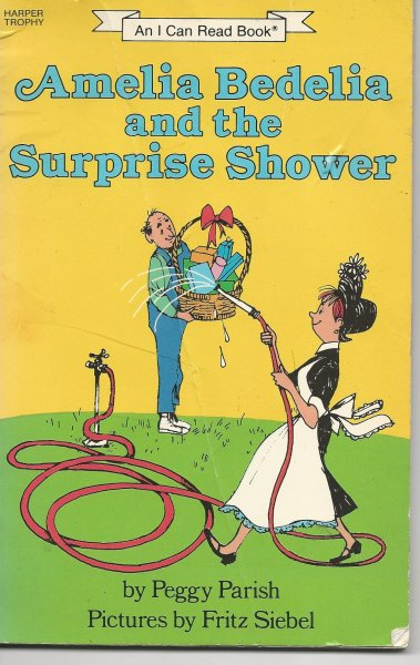 Image for Amelia Bedelia and the Surprise Shower - an I Can Read Book