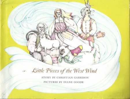 Image for Little Pieces of the West Wind