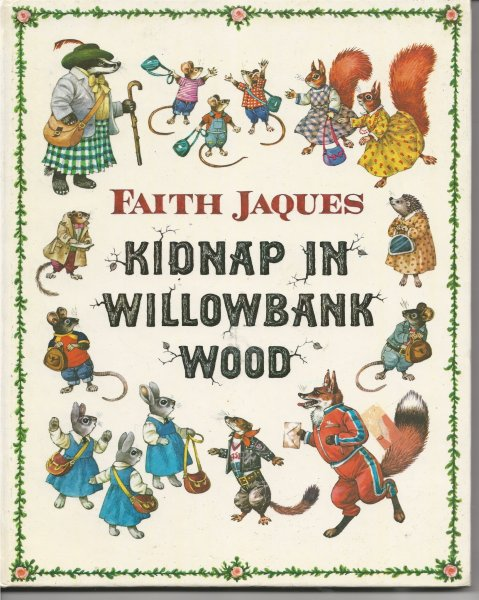 Image for Kidnap in Willowbank Wood