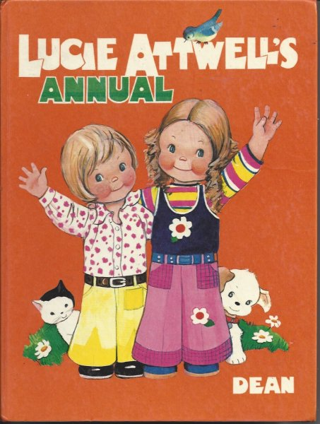 Image for Lucie Attwell's Annual