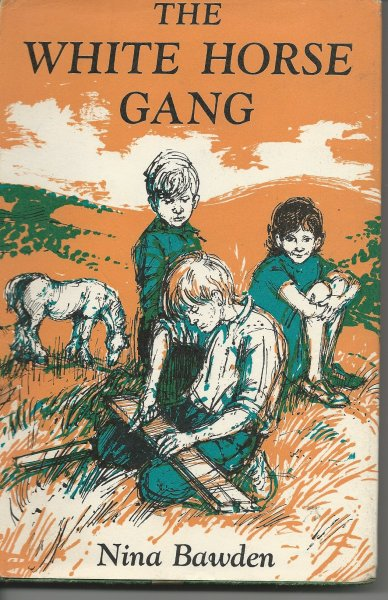Image for The White Horse Gang