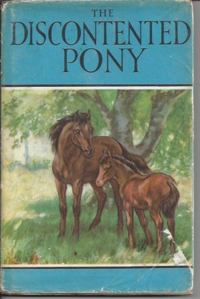 Image for The Discontented Pony