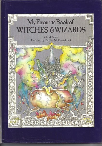 Image for My Favourite Book of Witches and Wizards