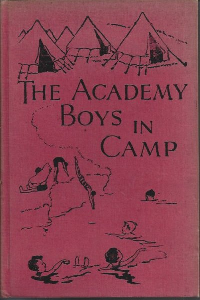 Image for The Academy Boys in Camp